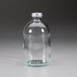 Empty Sterile Vial 100 mL Pack of 25