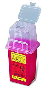Sharps Container 1.5 Quart