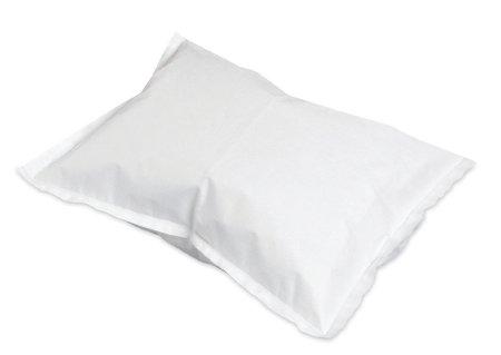 Pillowcase Cover Standard White Disposable